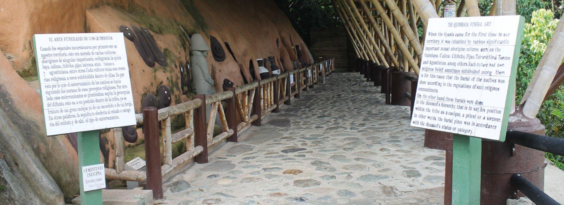 Atracción Cementerio Indifgena