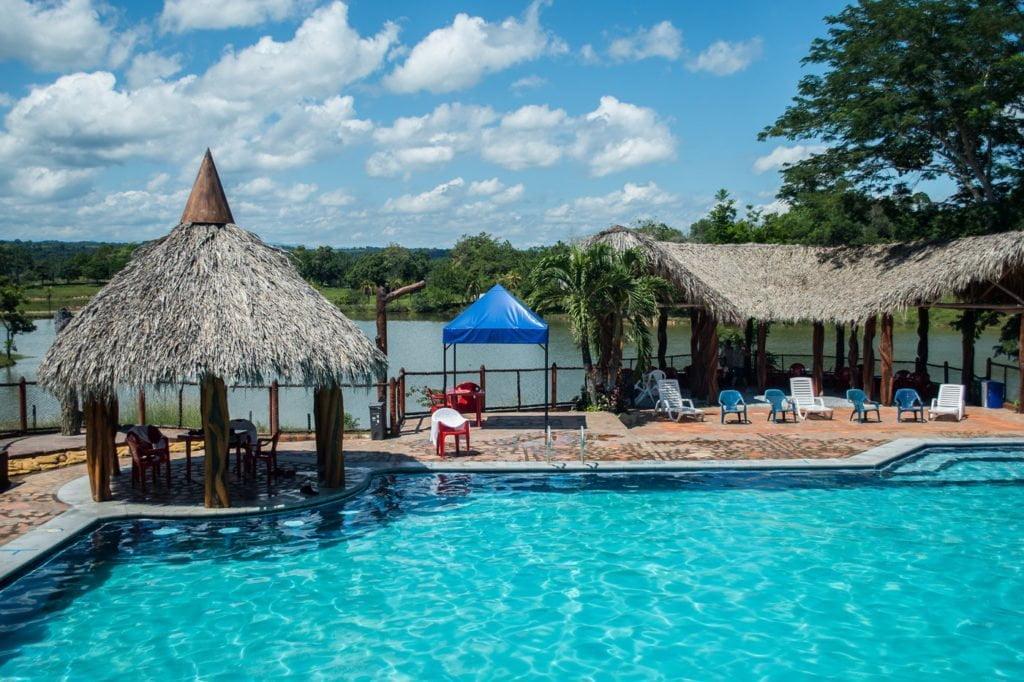 Hotel África en La Hacienda Nápoles