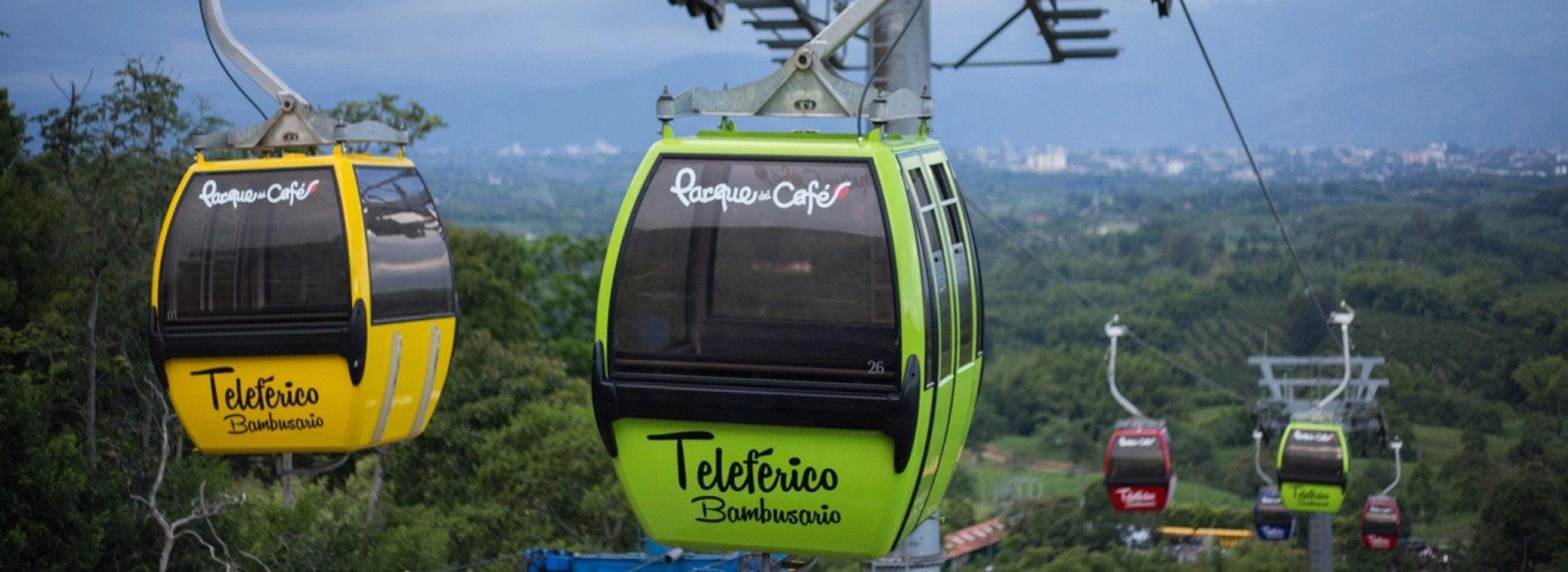 Foto del Teleférico Bambusario
