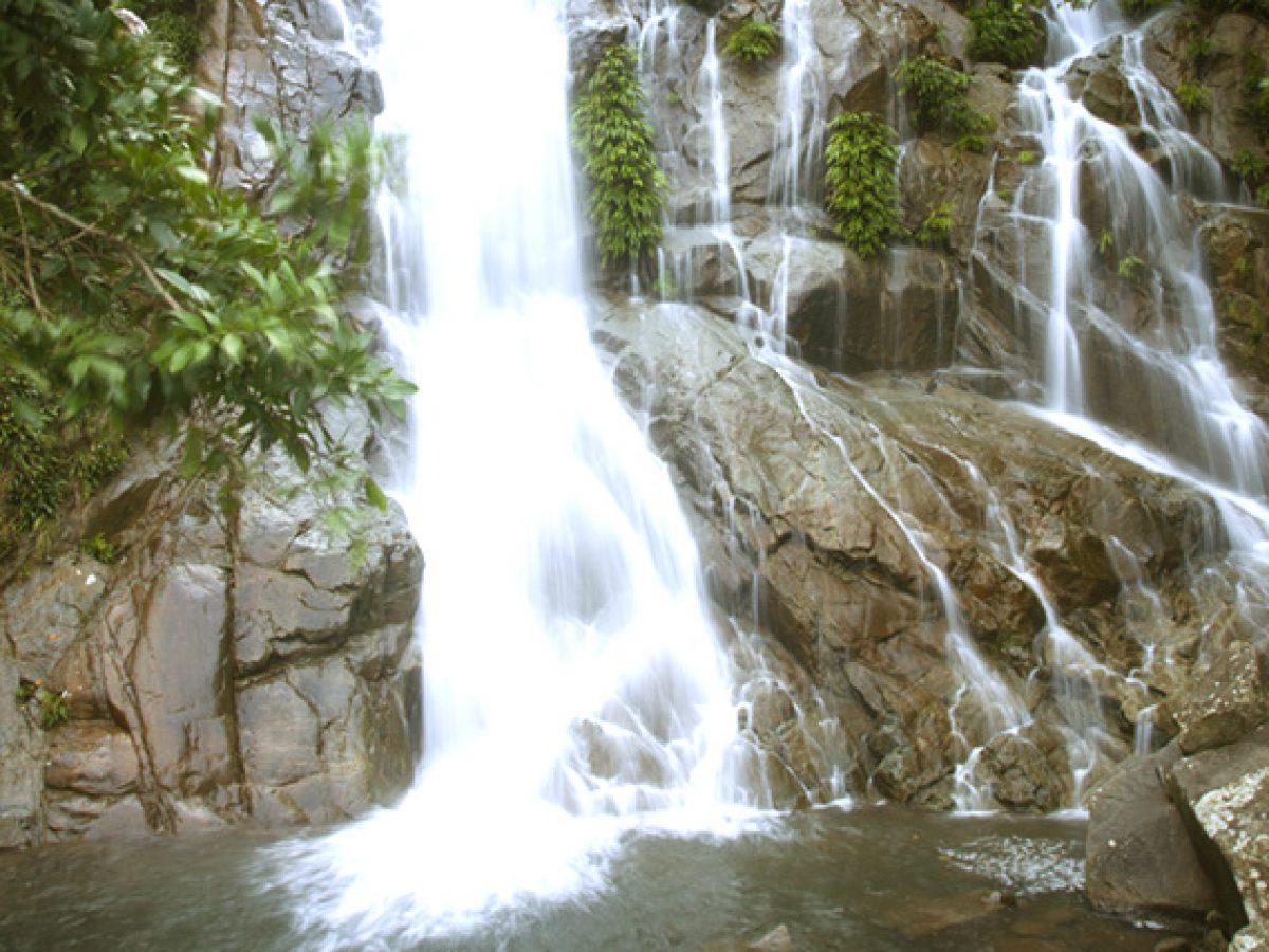Cascada en San Carlos Antioquia