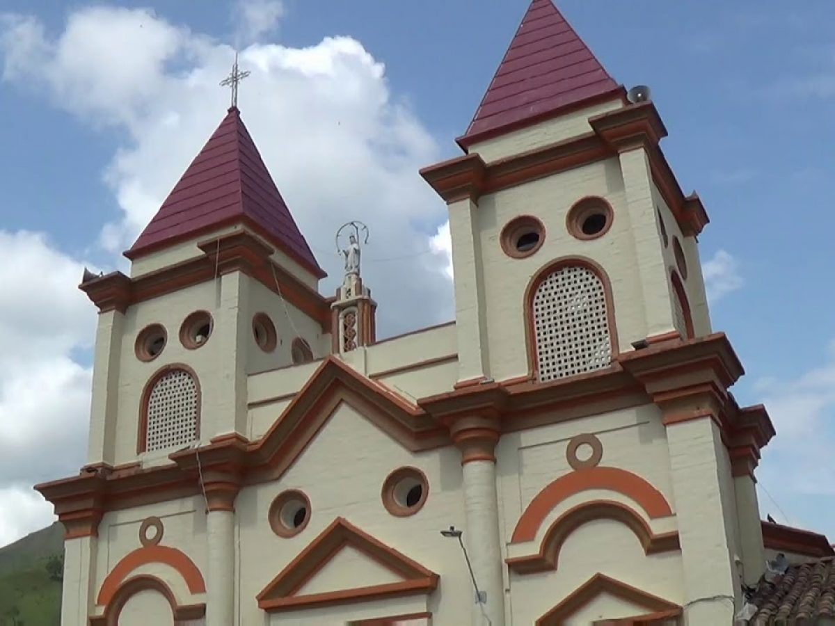 Iglesia de Hispania Antioquia