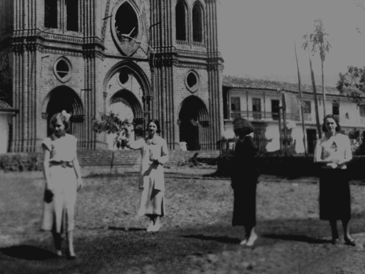 Foto histórica del municipio antioqueño