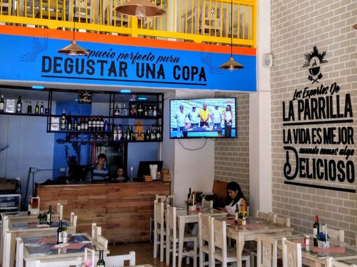 Restaurante La Parrilla de Mi Pueblo situado en Jardín, Antioquia