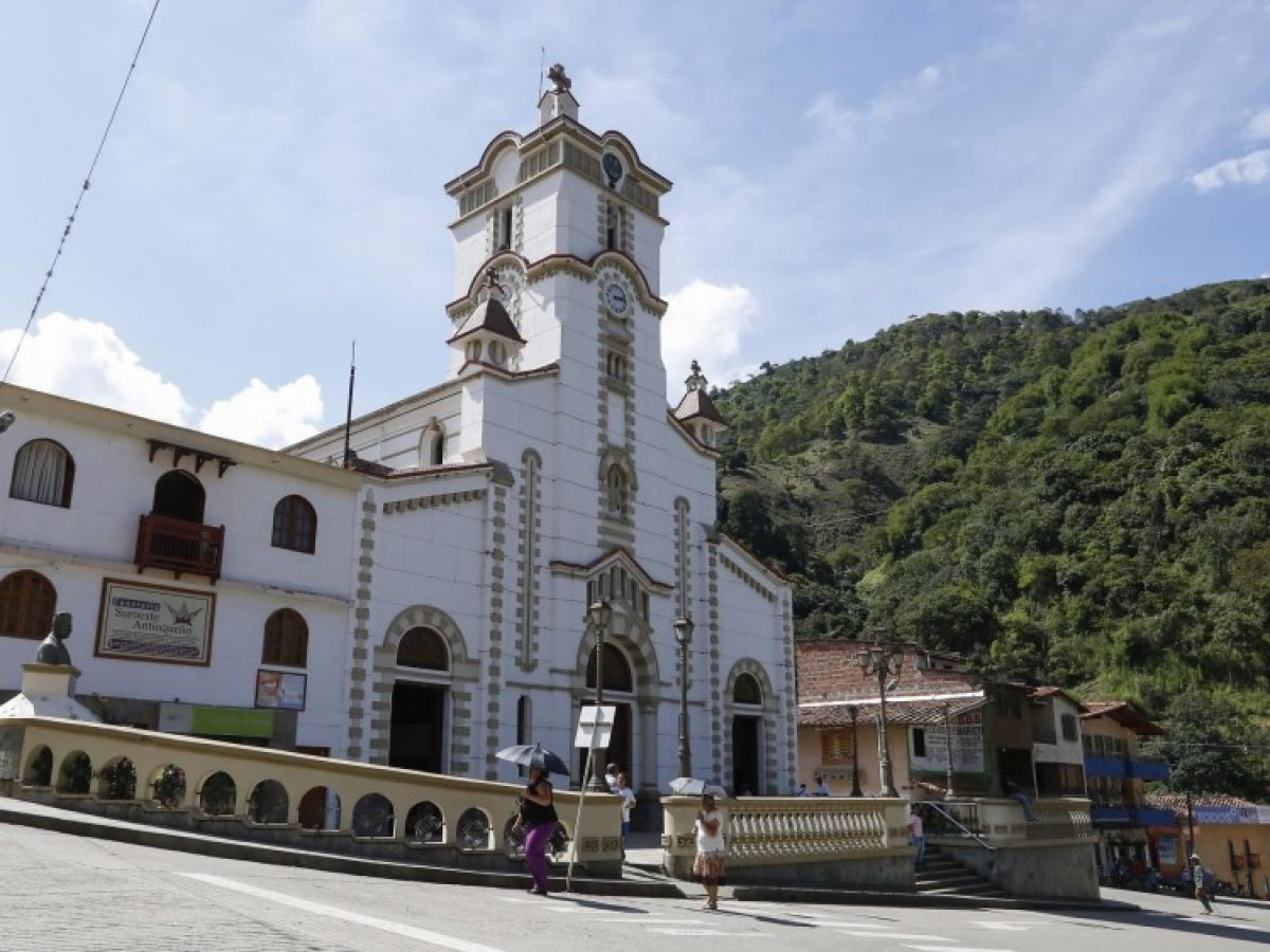 Iglesia de Salgar Antioquia