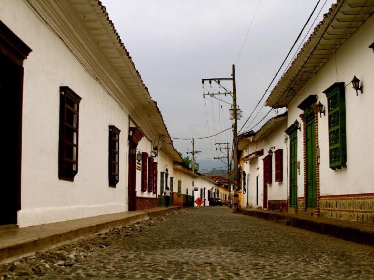 Centro de Santa Fe de Antioquia