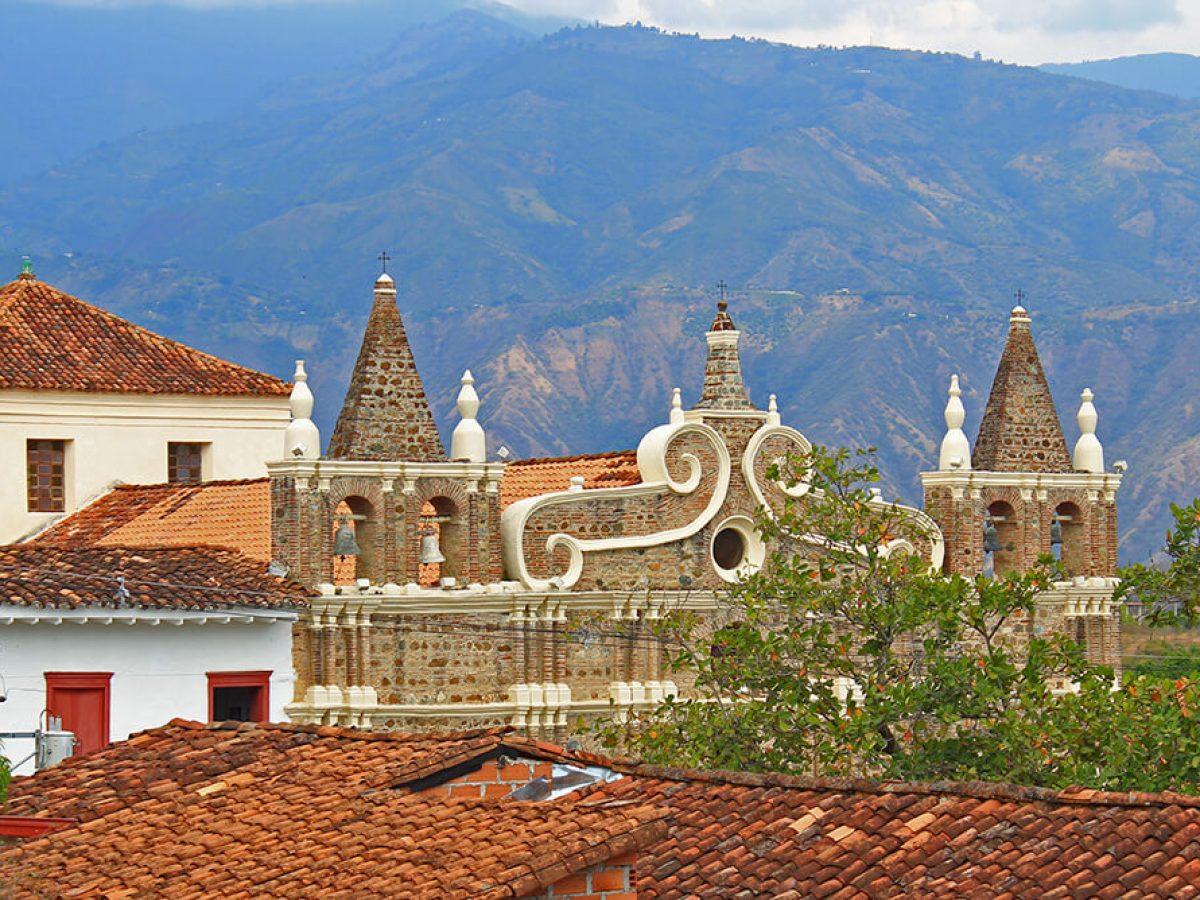 Centro histórico de Santa Fe de Antioquia