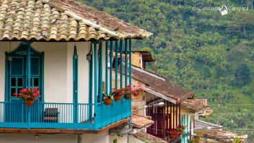 Calles de Jardín, Antioquia